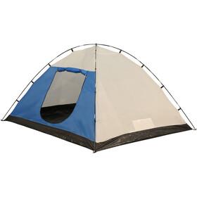 High Peak Texel 4 Tent blue/grey